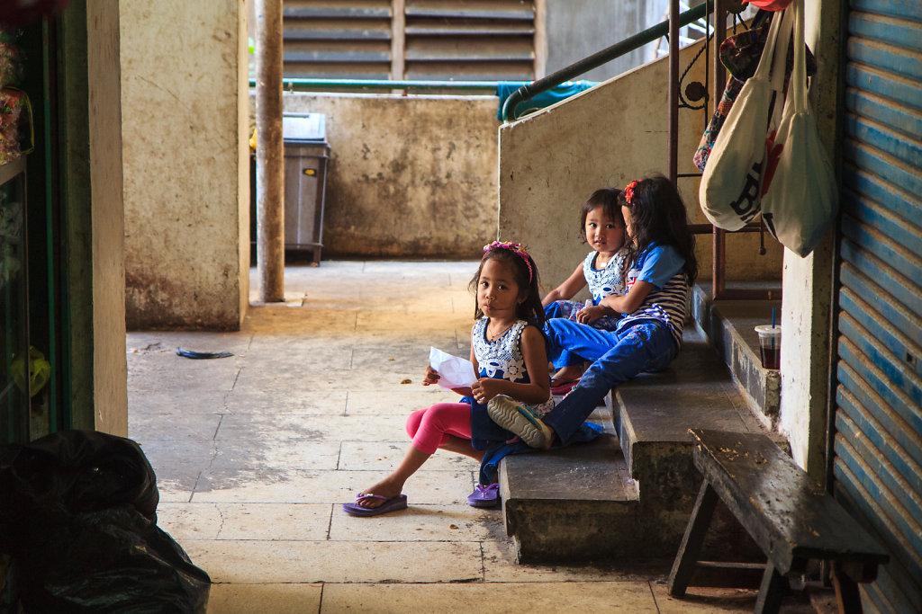 Girls in Denpasar