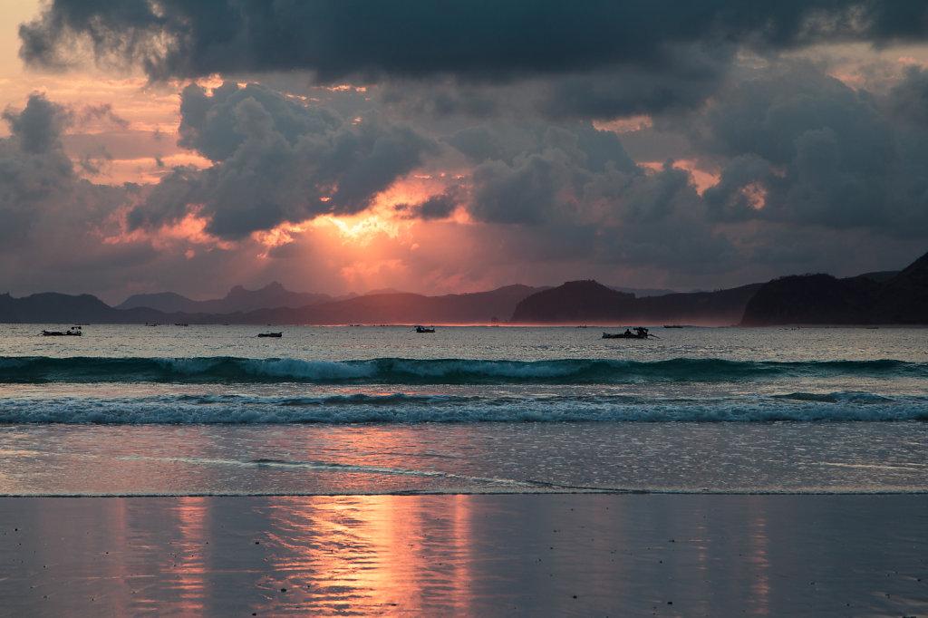 Lombok Sunset 02