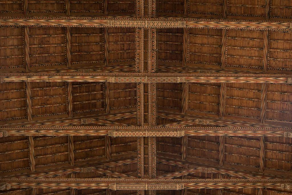 Wood framework Santa Croce